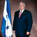 New leader from Honduras Roberto Micheletti, not recognized by world leaders