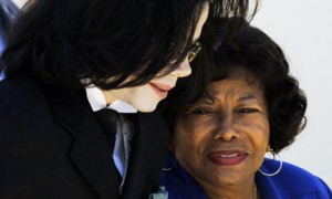 Judge denied Katherine Jackson's request to obtain more information about her late son's estate.