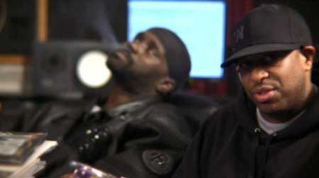 "Video: DJ Premier & Blaq Poet - Behind The Scenes of the ""Ain't Nuttin' Changed"" Remix Video"