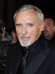 Dennis Hopper goes to hospital