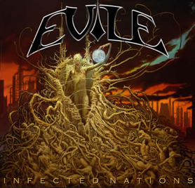 EVILE ANNOUNCES UK TOUR DATES