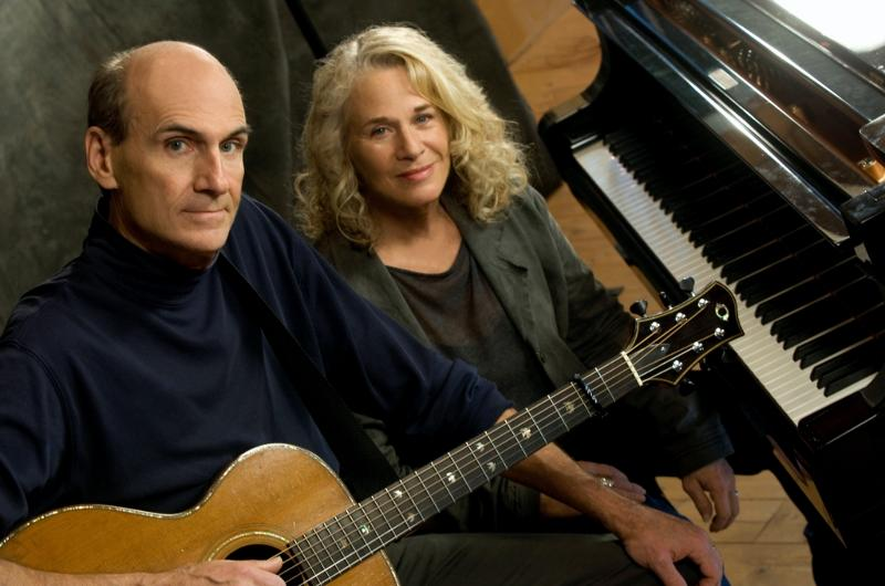 CAROLE KING AND JAMES TAYLOR UNVEIL NORTH AMERICAN DATES FOR 'TROUBADOUR REUNION' TOUR. TICKETS GO ON SALE NOW