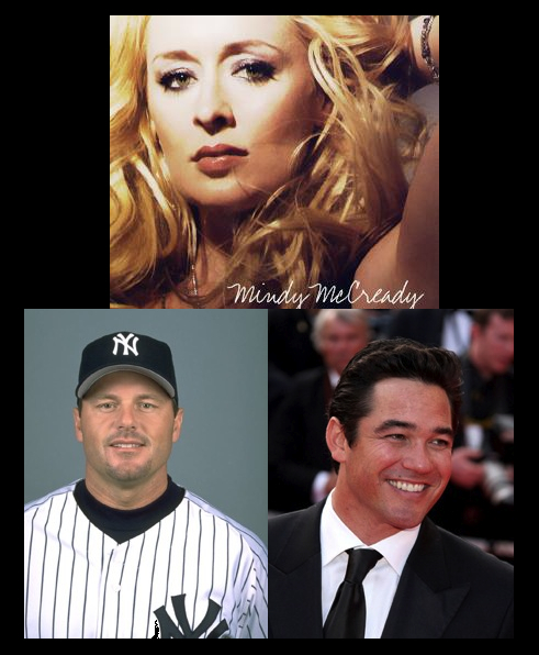 Mindy McCready talking about NY Yankees Roger Clemens and Actor Dean Cain. Sex tape reportedly will be released next month