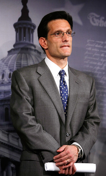 Philadelphia man charged with threatening to kill Rep. Eric Cantor (R-Va.) and his family