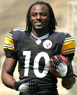 Steelers WR Santonio Holmes sued for alleged assault to a Woman