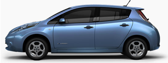 Enterprise Rent-A-Car is going to start renting Nissan Leaf electrics beginning in January