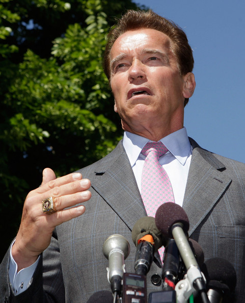 California Gov. Arnold Schwarzenegger orders more furloughs for state workers