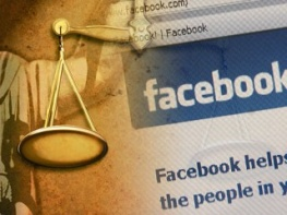 Legal proceedings against Facebook for illegally accessing and saving personal data of people who don't use Facebook