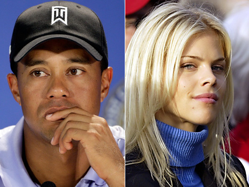 Tiger Woods and Elin Nordegren have divorced