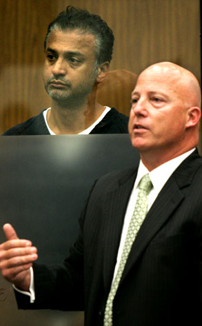 Actor Shelley Malil best known for being in the movie The 40-Year-Old Virgin, is on trial for stabbing more than 20 times his ex-girlfriend Kendra Beebe