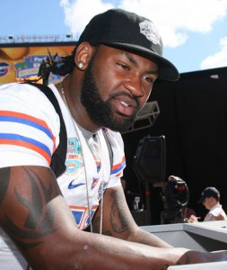 NFL is investigating explicit sex video of Patriots linebacker Brandon Spikes that leaked onto the Internet