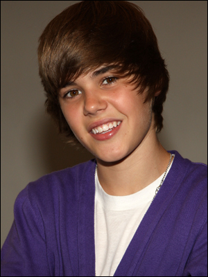 images of justin bieber when he was a baby. Justin Bieber, according to