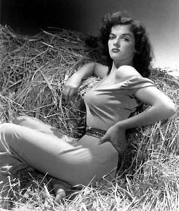 Jane Russell, American Actress Famous For The Outlaw And Gentlemen Prefer Blondes Dies At 89