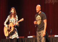 Darryl (DMC) McDaniels And Zara Phillips Premiere New Song In Support Of Equal Rights For Adoptees