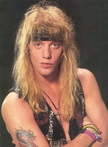 Original Warrant Vocalist Jani Lane Found Dead In Los Angeles Hotel