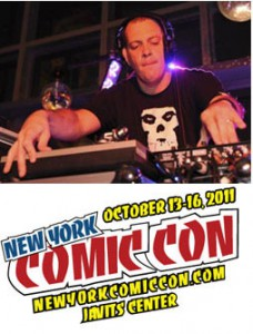 DJ Z-Trip To Perform at New York Comic Con In Free Concert For VIP And 4-DAY Ticket Holders