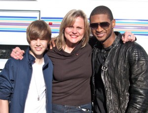 Justin Bieber and Usher Set to Honor Jan Smith at Georgia Music Awards