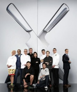Ten Renowned Chefs Battle for Ultimate Culinary Title Food Network Series The Next Iron Chef: Super Chefs
