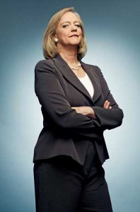 HP Names Meg Whitman President and Chief Executive Officer