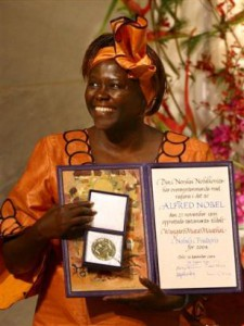 US Greens mourn Dr. Wangari Maathai, Nobel Peace Prize winner, Kenyan Green Party founder and leader