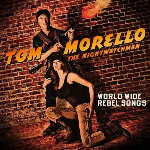 The Nightwatchman aka Tom Morello joins DJ Z-Trip for free concert at New York Comic Con