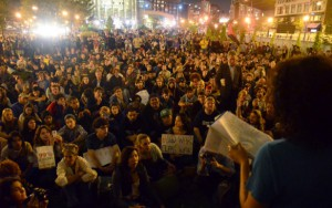 Boston Police Brutally Assault Occupy Wall Street Movement In Boston