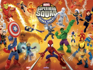 Marvel Universe and Super Hero Squad Online Will Unveil New Content At New York Comic Con