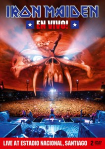 Universal Music Enterprises New Iron Maiden Release EN VIVO!