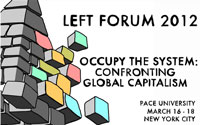 Occupy Wall Street Themed Left Forum Starts This Friday In New York City