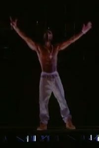 Dr. Dre and Snoop Dogg Resurrects Tupac at Coachella 2012 via Hologram Technology