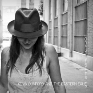 Xenia Dunford And The Eastern Exile: Lonely Streets EP – Music Review