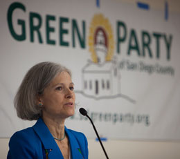 "Green Candidate Dr. Jill Stein In Two ""Real"" Presidential Debates This Week"