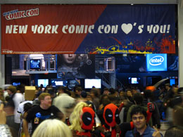 The 2012 New York Comic Con Is Finally Here