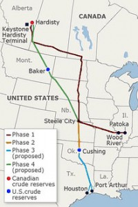 Green Party Of The United States Urges National Protest Against Keystone XL Pipeline