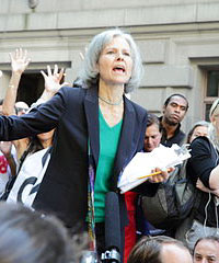 Jill Stein: Obama Budget Throws American People Under The Bus And Gives The Rich A Free Ride