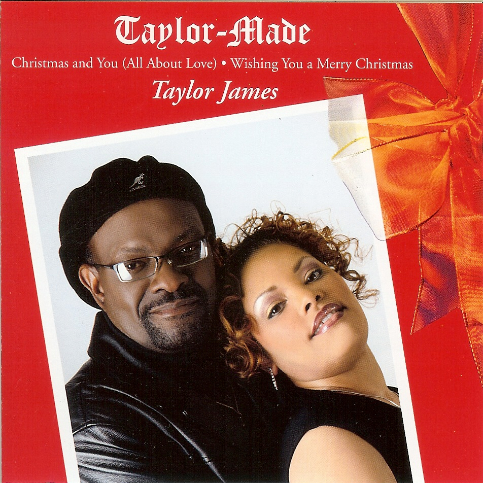 Taylor Made by TAYLOR JAMES CD Cover0001