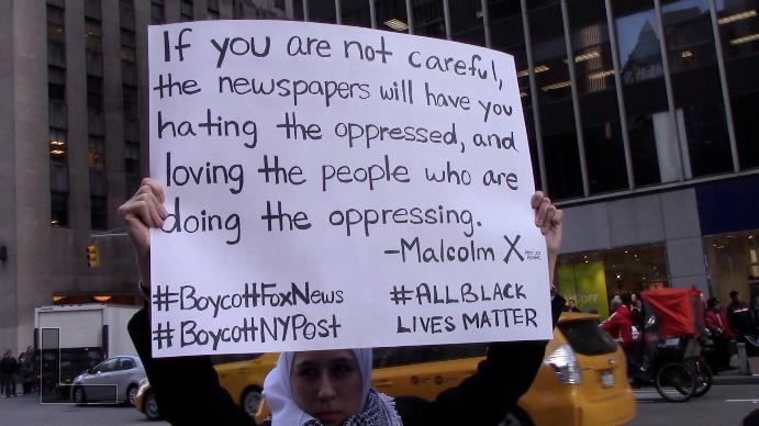 #BoycottTheNewYorkPost