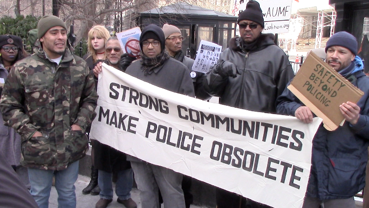 100 - #NoNewNYPD
