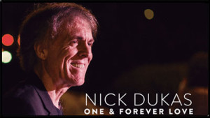 NICK DUKAS cover