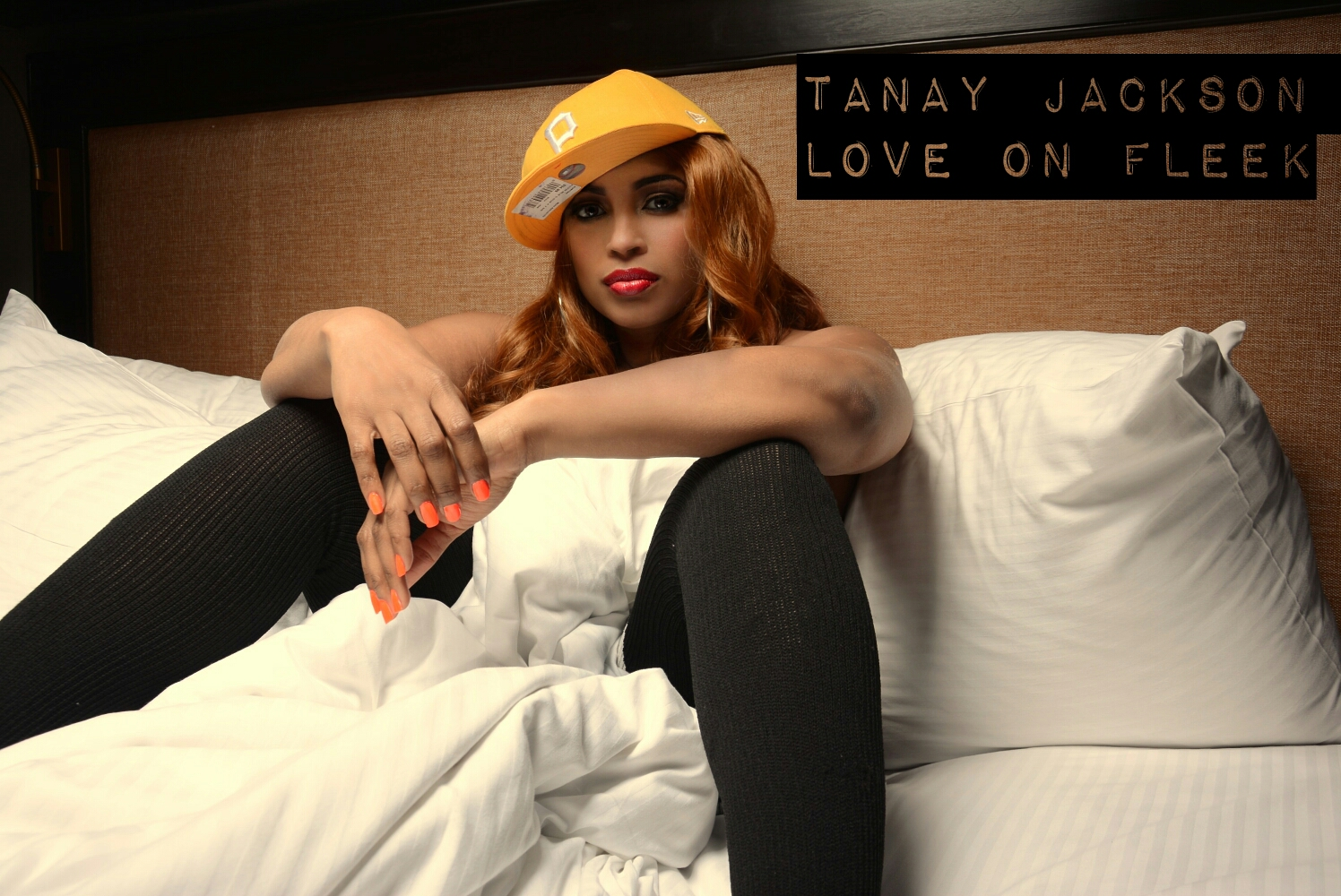 TANAY JACKSON Love On Fleek cover