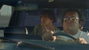 Linklater onscreen. Slacker. 1990.